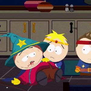 South Park The Fractured But Whole Bola de cristal