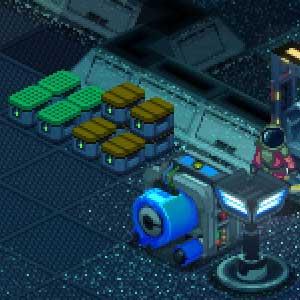 Space Haven Interfaz del juego