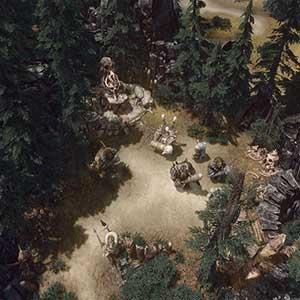 SpellForce 3 Fallen God- Bosque