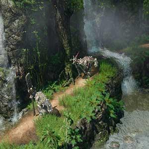 SpellForce 3 Fallen God- Cascadas