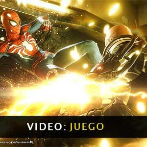 Spider-Man PS4 Video de juego
