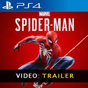 Spider-Man PS4 Video Trailer