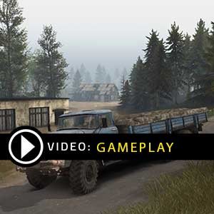Spintires Aftermath Gameplay Video