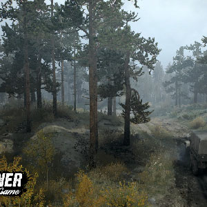 Paisajes Spintires indómito