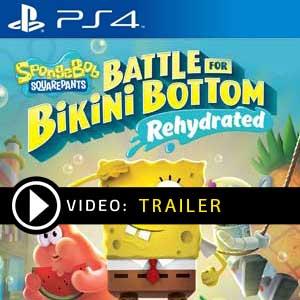 Comprar Spongebob Squarepants Battle for Bikini Bottom Rehydrated Ps4 Barato Comparar Precios