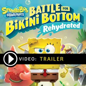 Comprar SpongeBob SquarePants Battle for Bikini Bottom Rehydrated CD Key Comparar Precios