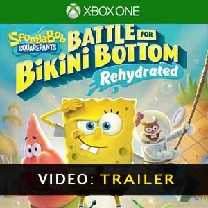 Comprar SpongeBob SquarePants Battle for Bikini Bottom Rehydrated Xbox One Barato Comparar Precios