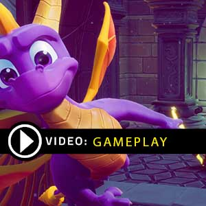 Spyro Reignited Trilogy Xbox Gameplay Video