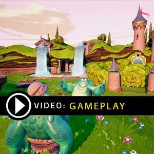 Spyro the Dragon Xbox One Gameplay Video