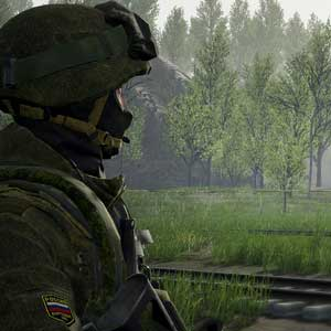 Escuadrones de soldados rusos
