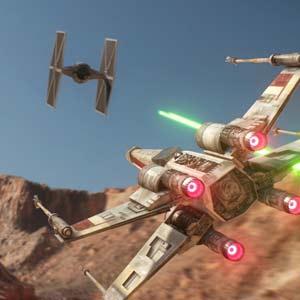 Star Wars Battlefront Xbox One Modo de batalla