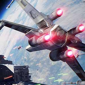Los combates espaciales Galactic-Scale