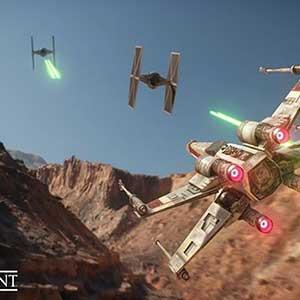 Star Wars Battlefront Tie Fighter