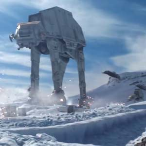 Star Wars Battlefront Xbox One Walker