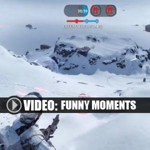 Star Wars Battlefront Funny Moments