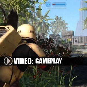 Star Wars Battlefront Video en juego
