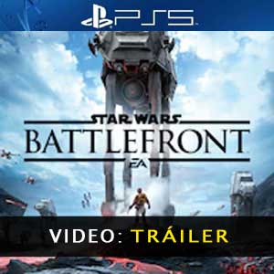 Star Wars Battlefront PS5 Video Trailer