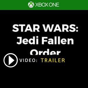 Comprar Star Wars Jedi Fallen Order Xbox One Barato Comparar Precios