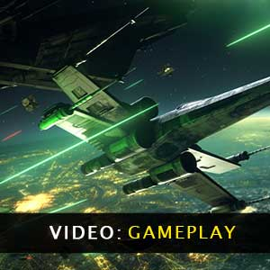 STAR WARS Squadrons Vídeo del juego