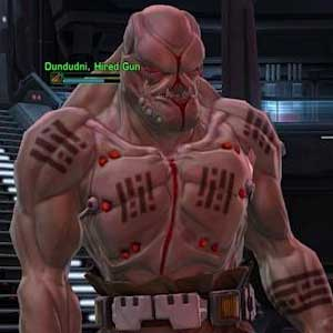 Star Wars the Old Republic- Enemy