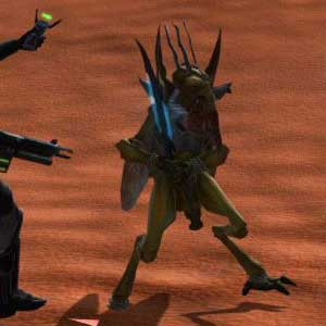 Star Wars The Old Republic combate