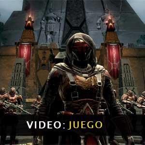 Star Wars The Old Republic video de juego