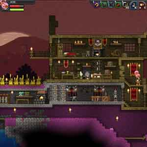 Starbound Fight
