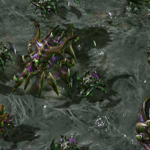 Starcraft 2 Heart of the Swarm Enemies