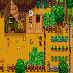 Stardew Valley<br /> Granja animado