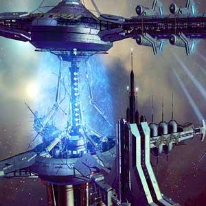 Starpoint Gemini Warlords Sistema solar