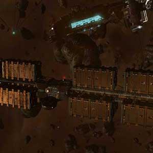 Starpoint Gemini Warlords Batalla