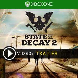 Comprar State of Decay 2 Xbox One Code Comparar Precios