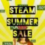Venta de Verano Steam 2018 contra Precios AllKeyShop