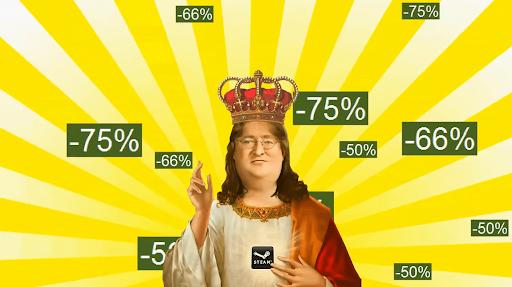 ¿cuál es el mejor momento para comprar juegos en steam?