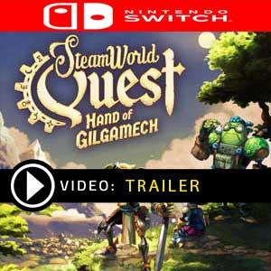 Comprar SteamWorld Quest Hand of Gilgamech Nintendo Switch Barato comparar precios