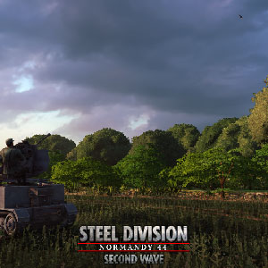 Steel Division Normandy 44 Second Wave -Luftwaffen