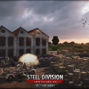 Steel Division Normandy 44 Second Wave -Screenshot