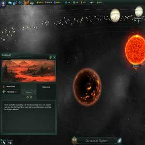 Sistema Stellaris Durabbius