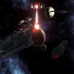 Stellaris Nemesis Nave espacial