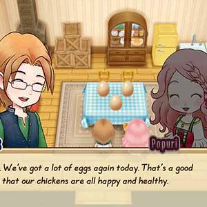 Muchos huevos