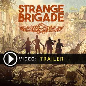 Comprar Strange Brigade CD Key Comparar Precios
