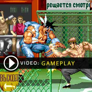 Street Fighter 30th Anniversary Collection Gameplay Video