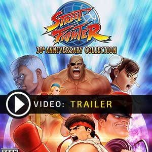 Comprar Street Fighter 30th Anniversary Collection CD Key Comparar Precios