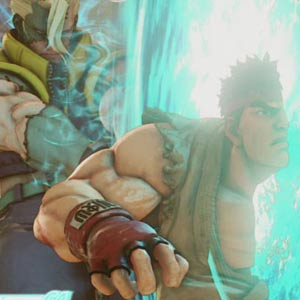 Street Fighter 5 PS4 Ataque crítico