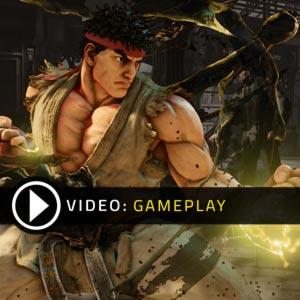Street Fighter 5 vídeo de juego