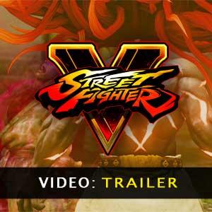 Street Fighter 5 Trailer Video