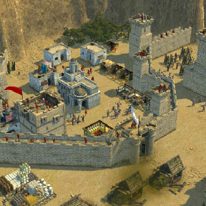 Stronghold Crusader 2 Camp