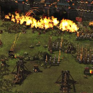 Stronghold Warlords Batalla