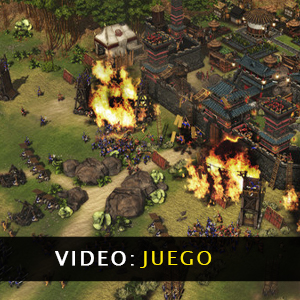 Stronghold Warlords Vídeo del juego