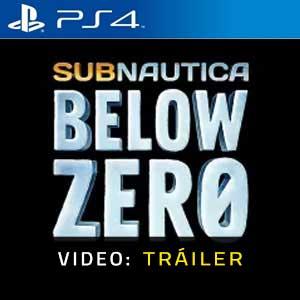 Subnautica Below Zero PS4 Vídeo Del Tráiler